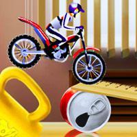 Play Bike Mania 4 Micro Office Game