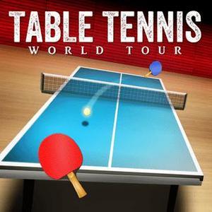 Play Table Tennis World Tour Game