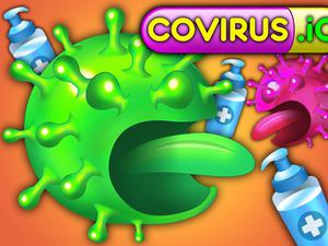 Play Covirus.io Game