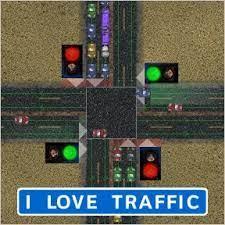 Play I Love Traffic Game