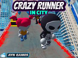 Play Crazy Runner in City Game