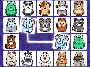 Play Kris Mahjong Animals Game