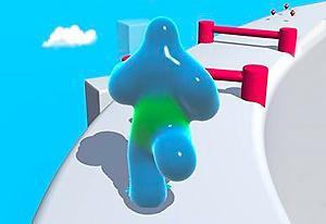 Play Blob Runner 3D Game