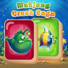 Play Mahjong Crush Saga Game