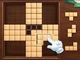 Play Blocks Puzzle Wood Game