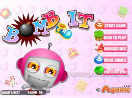 Play Bomb It Game