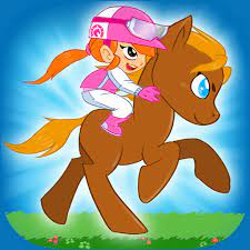 Play My Pony My Little Race Game
