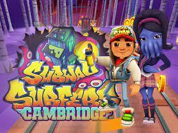 Play Subway Surfers Cambridge Game