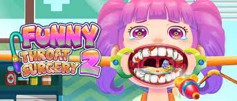 Play Funny Throat Surgery 2 Game