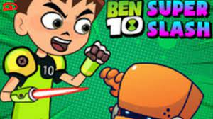 Play Ben 10 Super Slash Game
