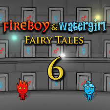 Play Fireboy & Watergirl 6: Fairy Tales Game