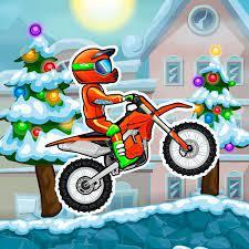 Play Moto X3M 4 Winter Game