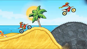 Play Moto X3M Bike Race Game