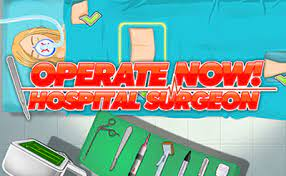 Play Operate Now Hospital Surgeon Game
