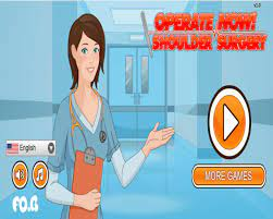 Play Operate Now: Shoulder Surgery Game